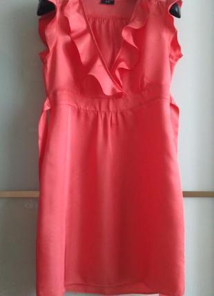 🌷cукня плаття персик f&f p.12 🌹