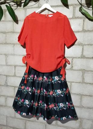 Комплект вещей юбка пачка и блуза лиоцелл