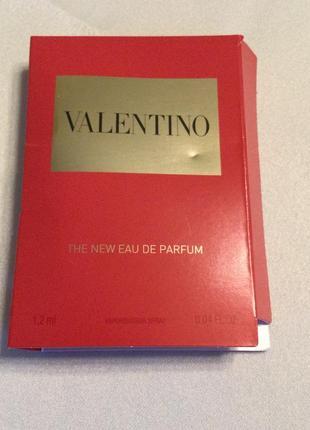 Пробник парфюма valentino voce viva 1,2 мл