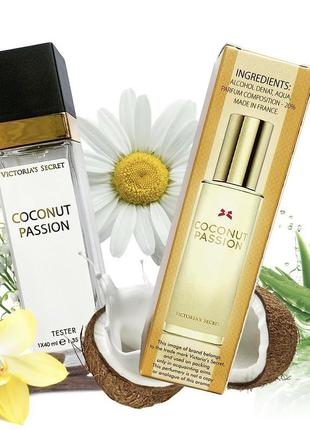 Coconut passion тестер парфюма 40ml, духи, парфюм, туалетная вода