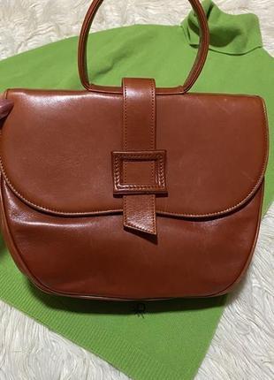 Стильная фирменная сумочка 💯 %кожа nando muzi