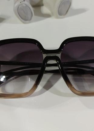 Celine супер очки как maison margiela