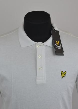 Новая мужская футболка поло lyle scott оригинал