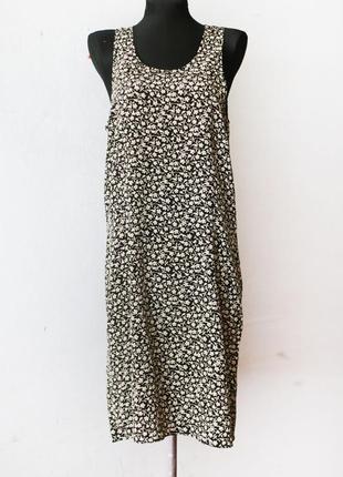 Шелковое платье strenesse 100% шелк