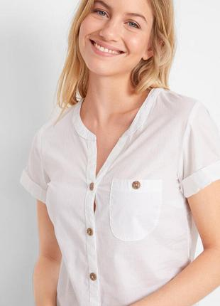 Удлиненная льняная рубашка, блузка river island.