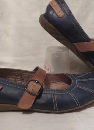 Туфли кожа германия caprice 38 размер