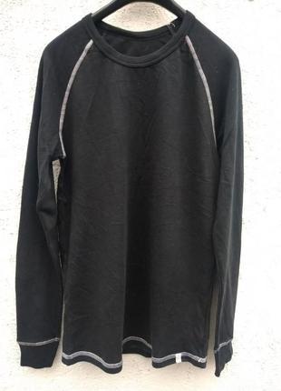 Теро кофта, реглан, термо футболка, спортивная,термо с длиным рукавом tcm tchibo