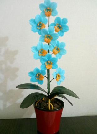 Орхідея ручної роботи