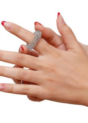 Массажное кольцо для пальца №1