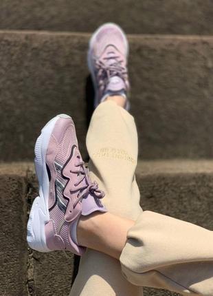 Женские кроссовки adidas ozweego adiprene rouse3 фото