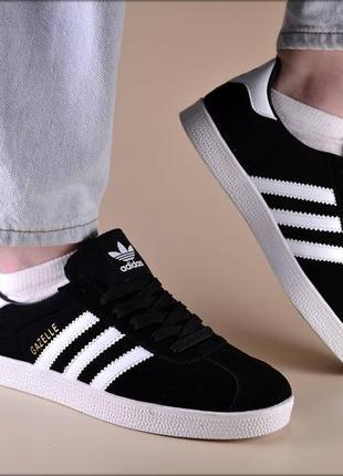 Женские кроссовки adidas gazelle bw