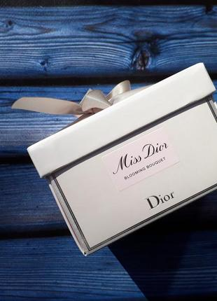 Набор christian dior miss dior blooming bouquet