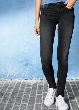 Супероблегающие джинсы скинни, м 38 euro, esmara, германия