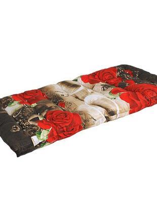 Ватный матрас по одесски толщина 15см  140*200
