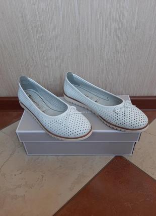Летние туфли tamaris