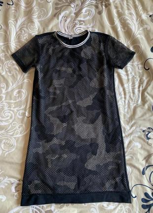 Спортивное платье3 фото