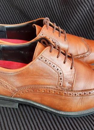 Бомбезные туфли (германия) оксфорды lloyd