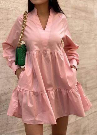 Трендовое платье новинка