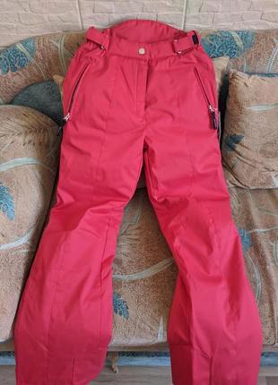Лыжные штаны лижні штани #гірськолижні  descente