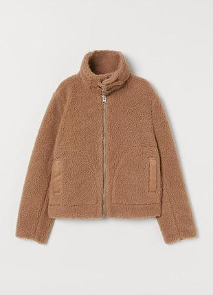 Плюшевая куртка/ шубка тедди/ чебурашка