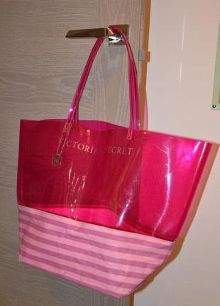 Пляжная сумка victoria's secret оригинал