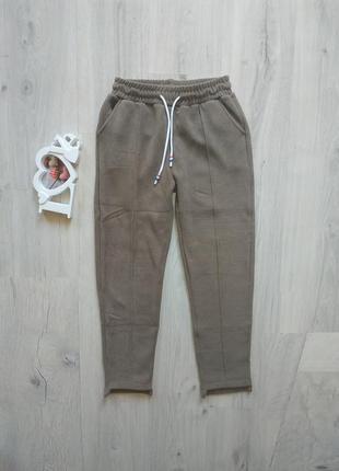 Женские теплые спортивные штаны / брюки зима. новые