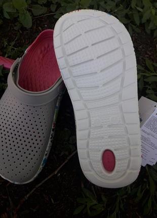 Crocs literide женские кроксы сабо кроксы5 фото