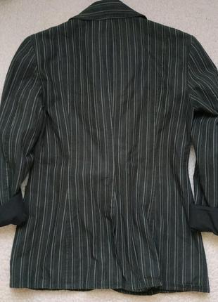 Хлопковая рубашка с коротким рукавом5 фото