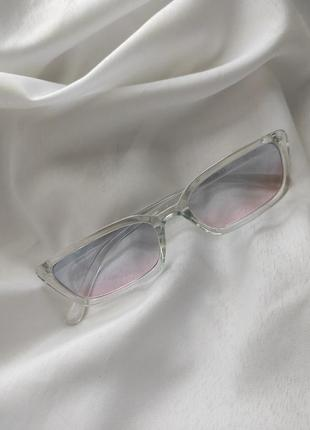 Очки / имиджевые очки / стильные очки / новые очки