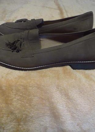 Туфли мокасины большой размер, 29 см