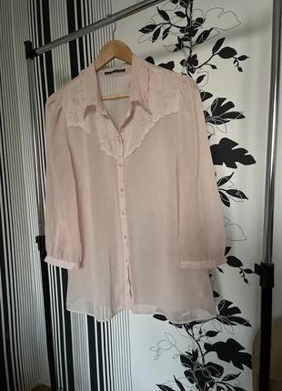 Очень нежная в винтажном стиле блуза