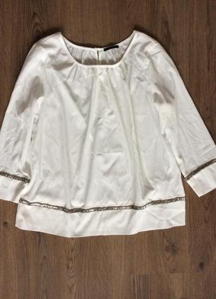 Sisley блузка