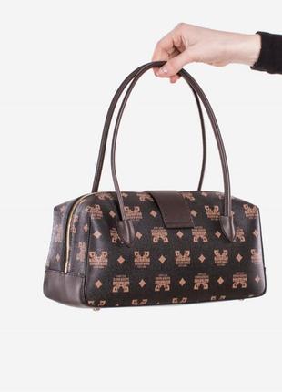 Коричневая женская сумка / новинка / мода2 фото