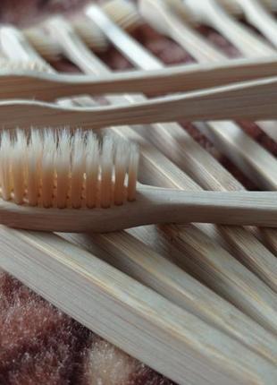 Зубные щетки натуральные