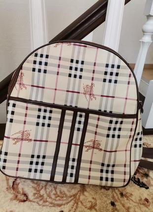 Рюкзак burbarry