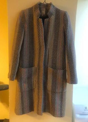 Базовое пальто от zara