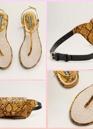 Сандалии, сандалі, босоножки, сандали, босоножки летние змеиный принт