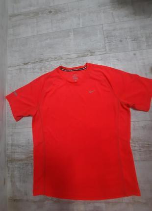 Оригинальная футболка  nike dri fit