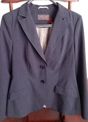 Класичний жіночий піджак жакет selection by s.oliver