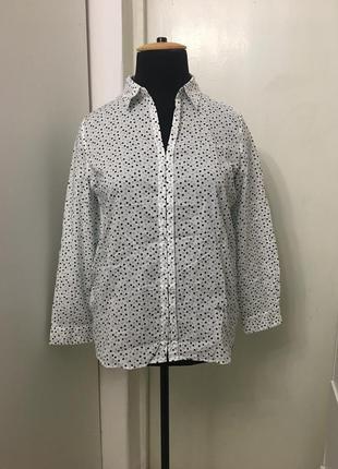 Рубашка из хлопка, италия