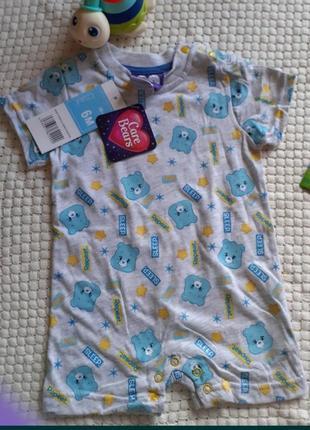 Disney baby 68 см,6 месяцев, 100%хлопок