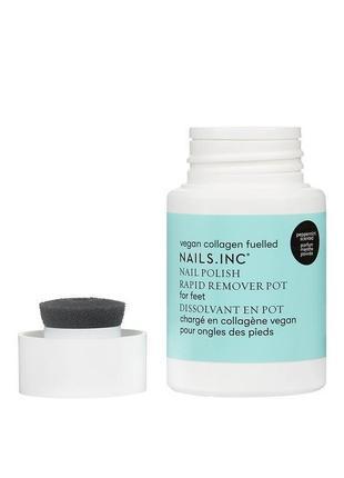 Nails inc средство для снятия лака