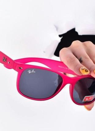 Женские солнцезащитные очки ray ban окуляри жіночі та підліткові rayban