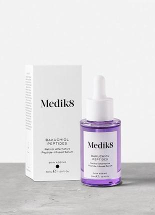 Medik8 bakuchiol peptides сыворотка медик8 бакучиол аналог ретинола