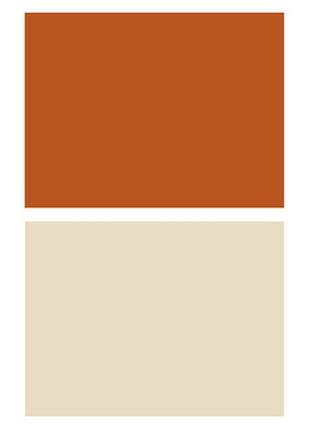 Фотофон однотонный (двухсторонний) фон для съемки фотозона фото бежевый коричневый