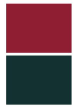 Фотофон однотонный (двухсторонний) фон для съемки фотозона фото темно-зеленый бардовый