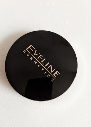 Eveline celebrities beauty powder минеральная компактная пудра оттенок 20 transparent