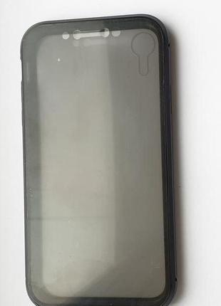 Магнитный чехол для iphone xr