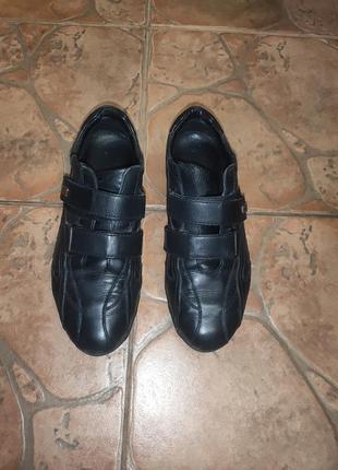Туфли geox, кожа. размер 40