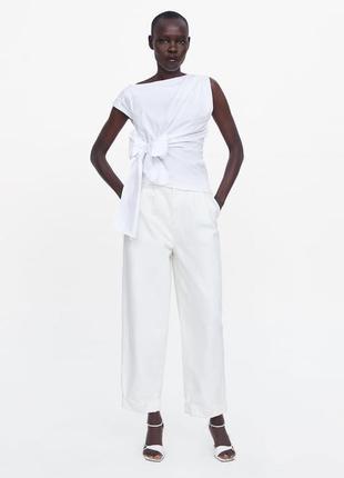 Новая женская футболка zara s женская блуза zara s жіноча блузка zara s